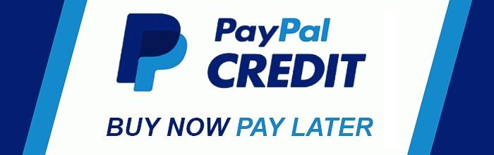 Paypal Credit Information