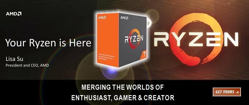 AMD Ryzen Order