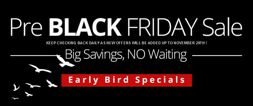 Digitalpromo Black Friday Early Bird Offers