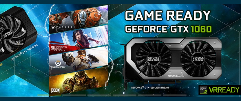 Palit NVIDIA GeForce GTX 10 Series Graphic Cards