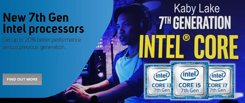 NEW Intel Kaby Lake CPU