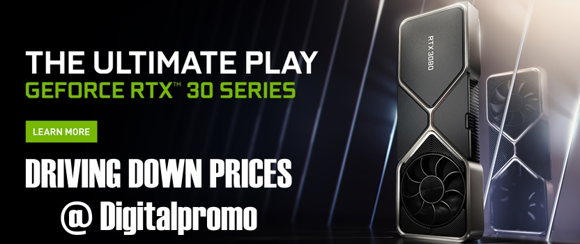 Driving Down Prices Of The RTX GPU's