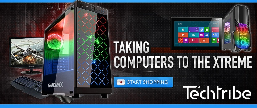 Techtribe Gaming PCs at Digitalpromo