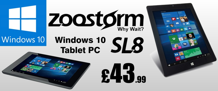Zoostorm Tablet PC