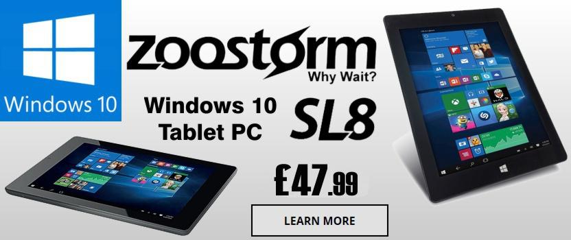 Zoostorm Tablet PC